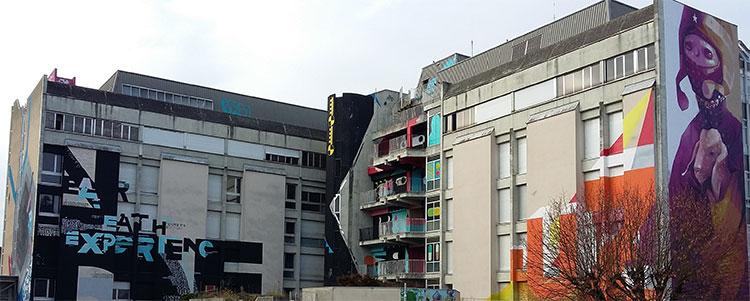 MOE désamiantage démolition hôpital Lagny