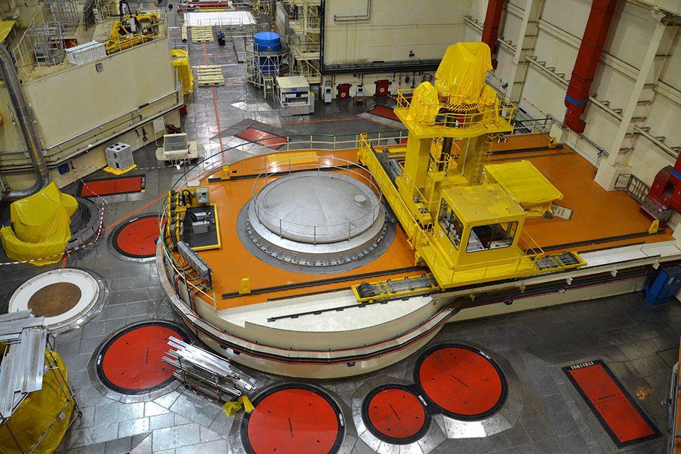 Maintenance nucléaire