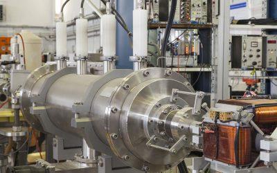 Mécanique réacteur nucléaire