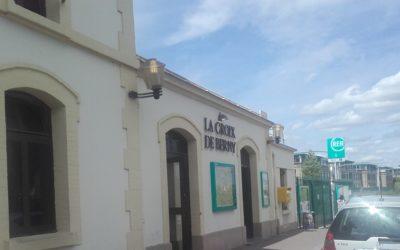 Désaturation, mise en accessibilité et la rénovation de la gare RER Croix de Berny