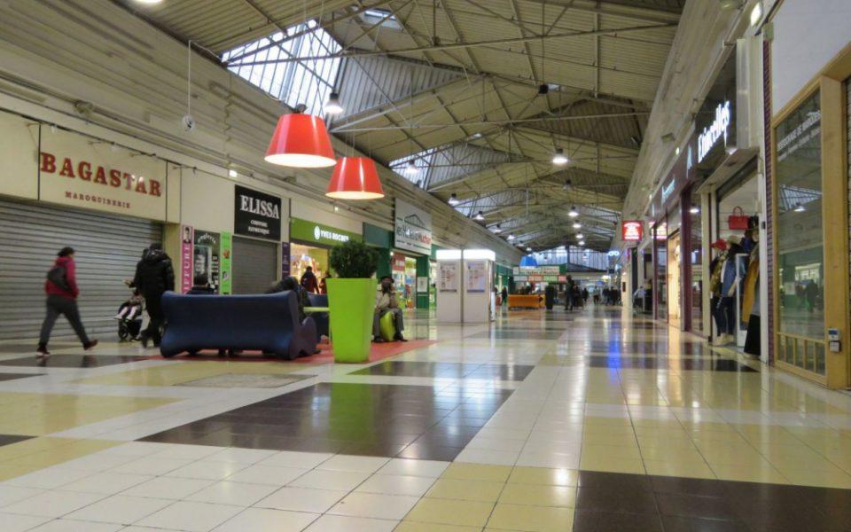 Diagnostic ressources centre commercial Bobigny